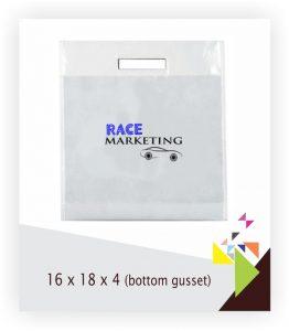 16x18x4 non woven FODC bags